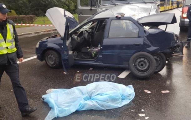 В Киеве погиб сотрудник полицейского спецназа
