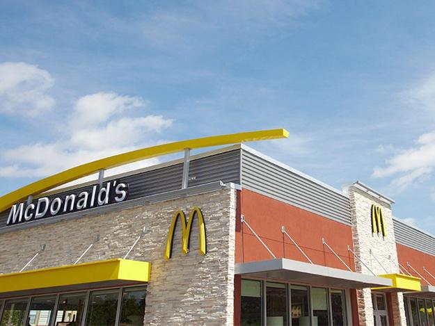 Охрана, отмена: столичные власти остановили строительство McDonald's на Березняках