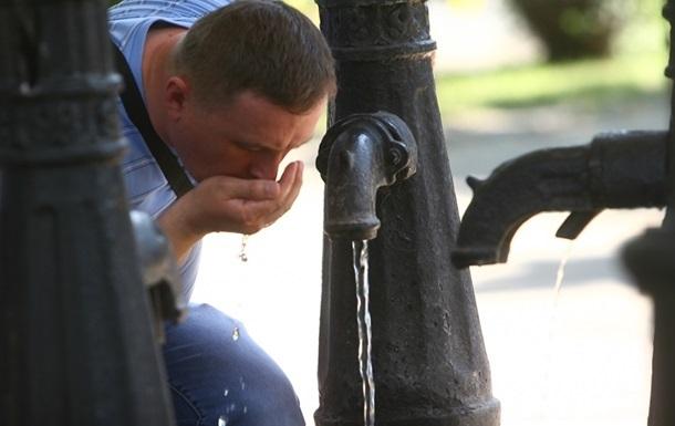 Вода в киевских бюветах может быть опасна для здоровья — исследование