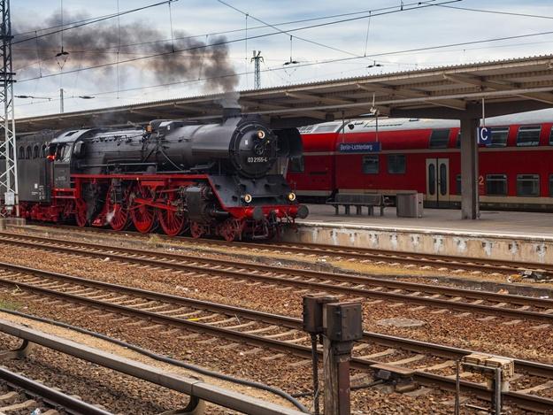 Из Киева запустят поезд в еще одну европейскую столицу