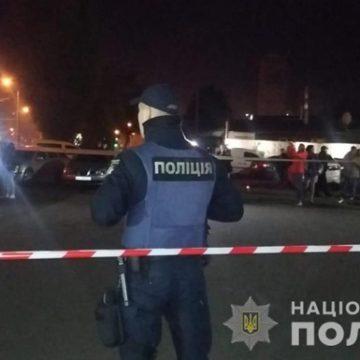 В Киеве задержали хваставшегося оружием мужчину