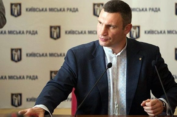 Кличко объявил о начале строительства метро на Виноградарь