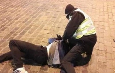 В Киеве произошла стрельба, пострадал мужчина