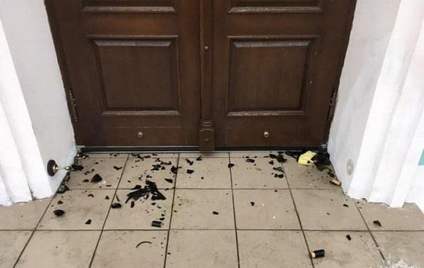 Установлен причастный к нападению на Андреевскую церковь в Киеве