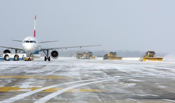 Подождешь: рейсы в столичных аэропортах задерживаются из-за непогоды