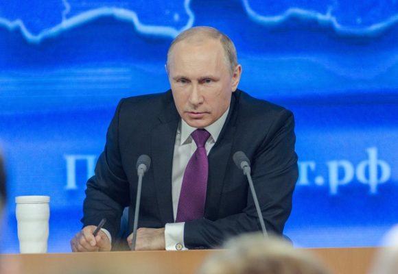 Говорит Москва: что сказал Путин про Украину на пресс-конференции