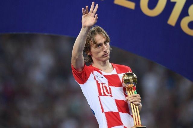 Гегемония Роналду и Месси прервана: Золотой мяч выдали игроку из Хорватии