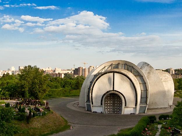 Обновят: в столице планируют капитально отремонтировать крематорий
