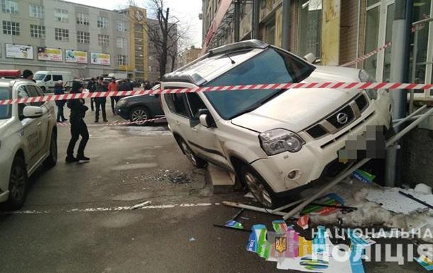 В Киеве произошло ограбление со стрельбой
