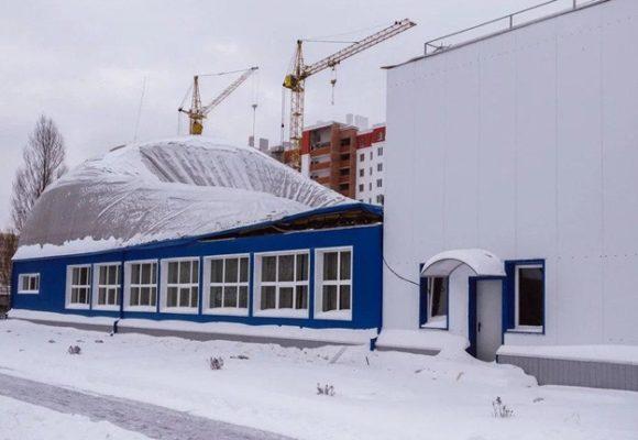 Полиция задержала трех человек, причастных к обвалу крыши спорткомплекса в Вишневом