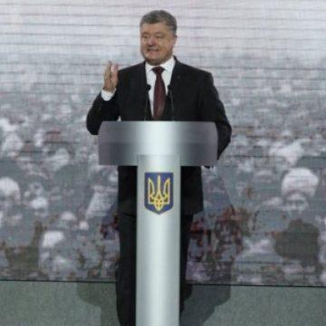 Украина перебрасывает к грaницам группиpовки армии, — Порошенко
