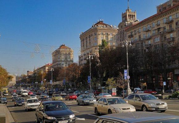 Будут пробки: вечером возможно ограничат движение транспорта в центре Киева