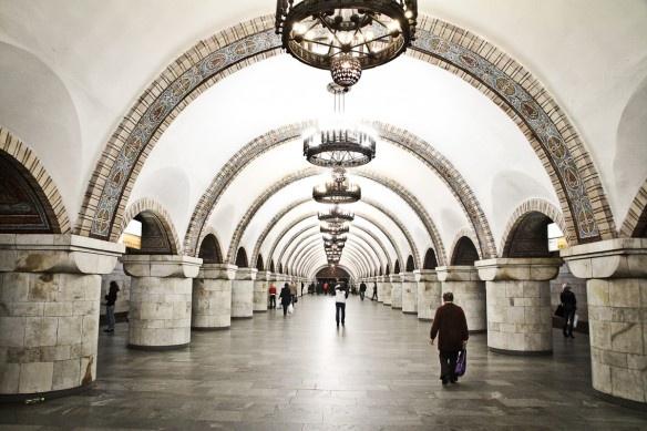 Цифра дня: сколько пассажиров перевезла столичная подземка в прошлом году