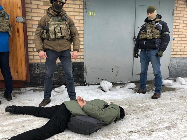 Похищение парня под Киевом оказалось операцией спецслужб