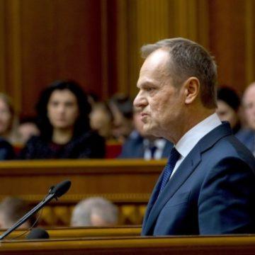 Европа уже не верит Украине: о чем умолчал Дональд Туск