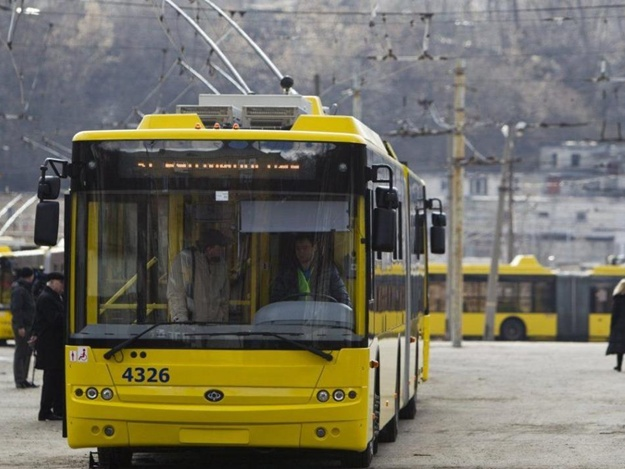 Возьми на заметку: два троллейбуса изменили маршрут
