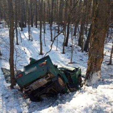 Под Киевом произошла смертельная авария: погибло двое парней