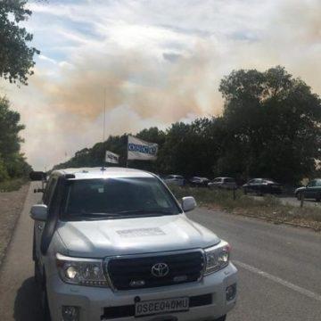 В ОБСЕ рассказали свою версию о взрывах в Донецке