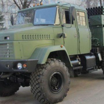 В Украине запускают производство реактивной системы залпового огня «Верба»