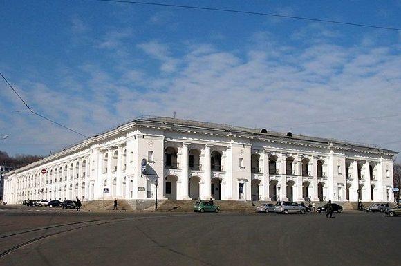 ФГИ оформил право собственности на Гостиный двор