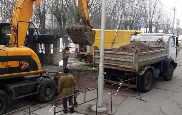 В Киеве без тепла остались более 70 домов