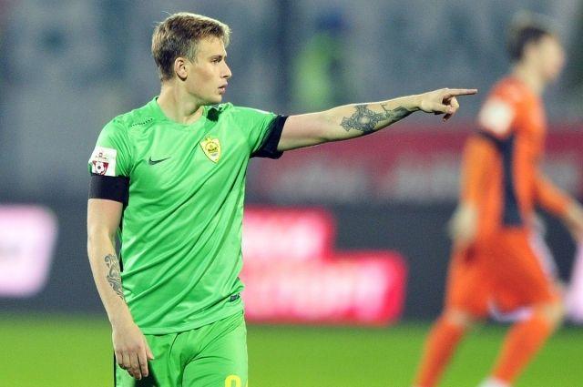 Украинский защитник перешел в российский клуб «Енисей»