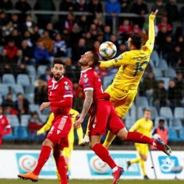 Украина готовит иск в УЕФА о натурализации иностранцев сборной Люксембурга