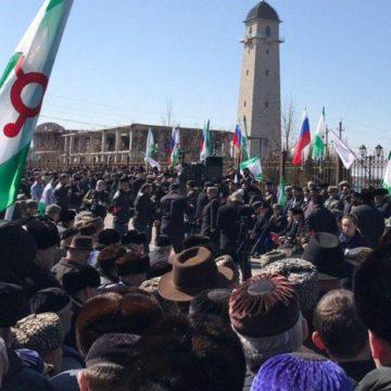 События в Ингушетии как фактор геополитических сдвигов на Северном Кавказе