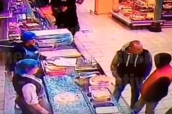 Убийство в супермаркете Киева: в полиции рассказали подробности