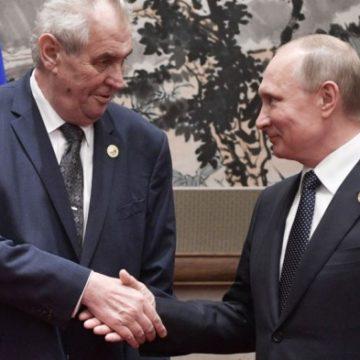 Мягкое поглощение. Как Чехия становится российским сателлитом