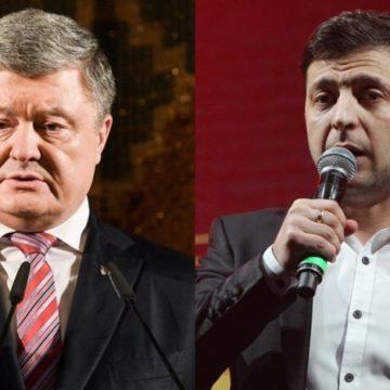 Порошенко пригласил Зеленского сдать анализы на наркотики в медпункт «Олимпийского»