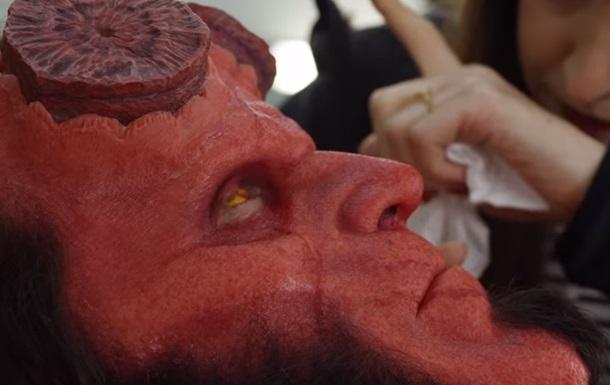 Создание монстров в Хеллбое показали на видео
