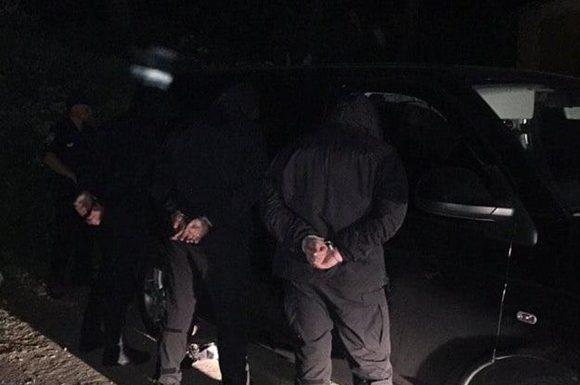 В Киеве задержали лже-полицейских, похитивших бизнесмена