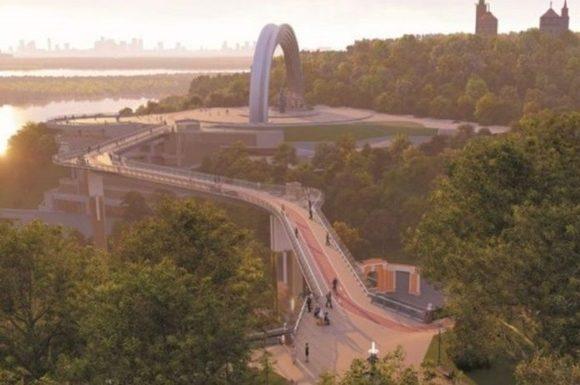Строительство «моста Кличко» резко подорожало