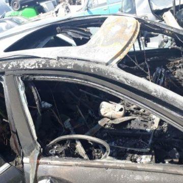 Под Киевом водитель попал в ДТП: у мужчины нашли пистолет и гранату
