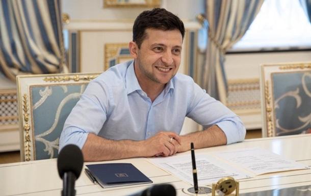 Зеленский поздравил киевлян с  Днем города