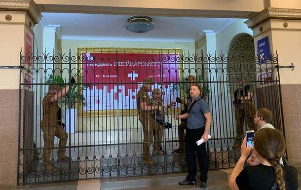 Кинотеатр Киев заявил о попытке рейдерского захвата
