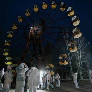 Сериал HBO увеличил поток туристов в Чернобыль