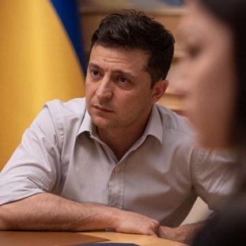 Зеленский ответил на петицию о своей отставке
