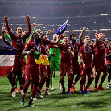 Ливерпуль победил Тоттенхэм в финале Лиги чемпионов